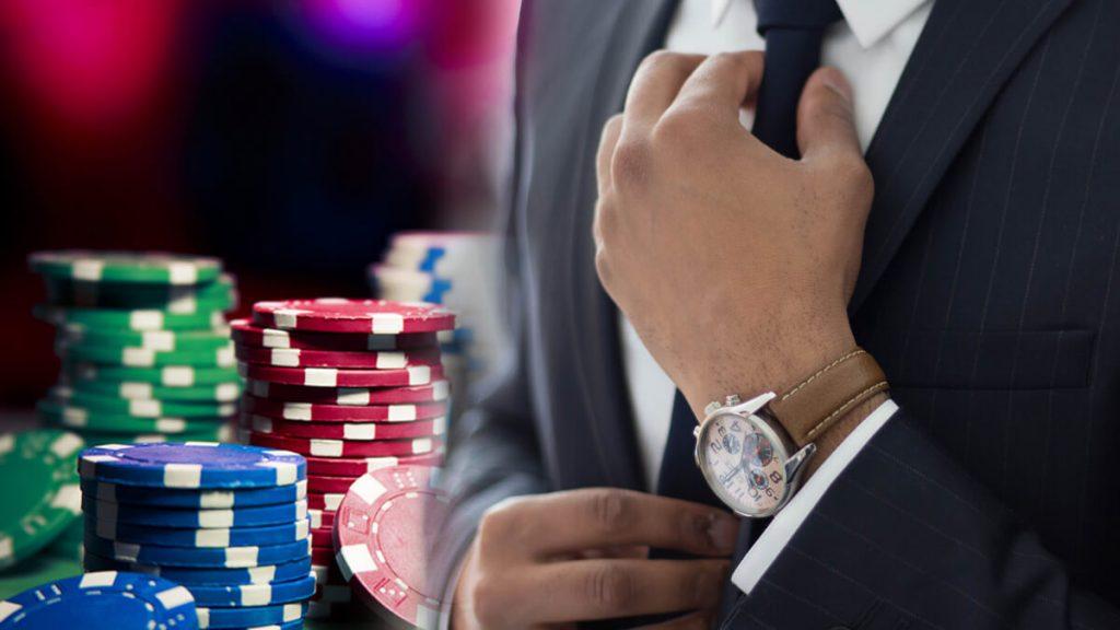 Professional gambling