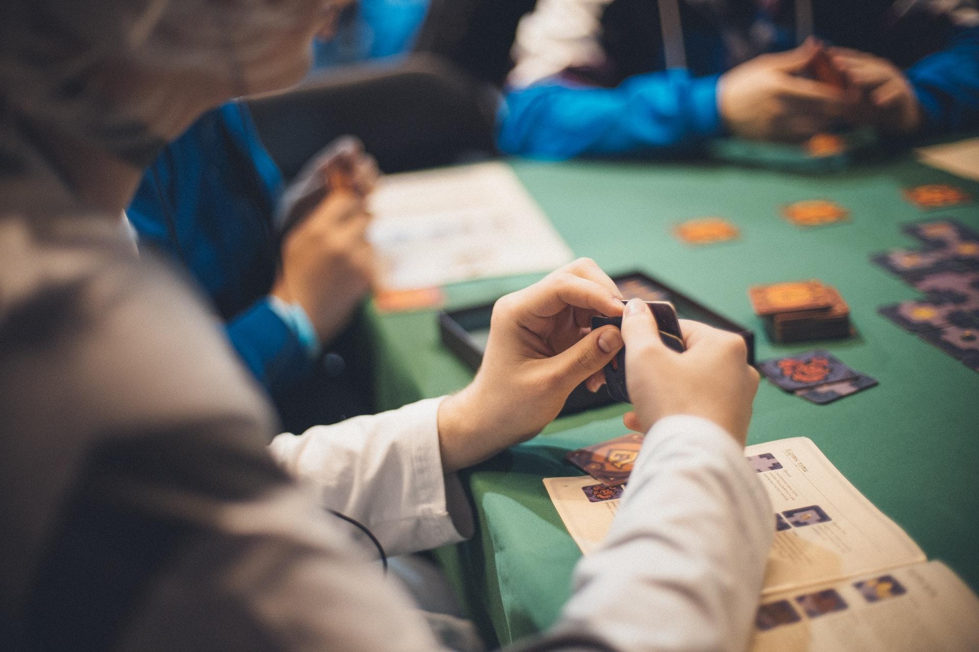 Gambling Entertaining